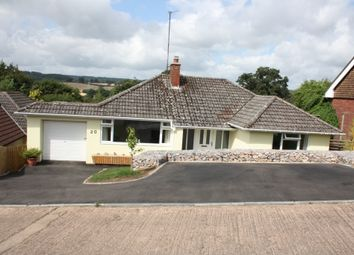 Thumbnail 3 bed detached bungalow for sale in Oak Close, Ottery St. Mary
