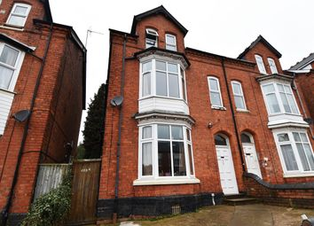Thumbnail 2 bed flat to rent in Gillott Road, Edgbaston, Birmingham