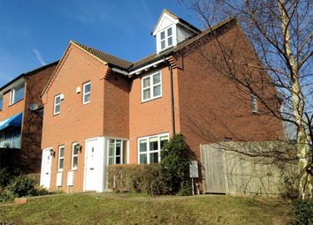 Thumbnail 4 bed semi-detached house for sale in Fountain Row, Ninesprings Way, Hitchin, Hertfordshire