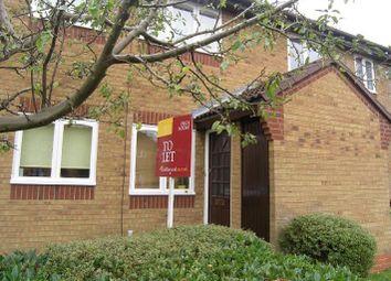 Thumbnail 1 bedroom maisonette to rent in Muncaster Gardens, East Hunsbury, Northampton