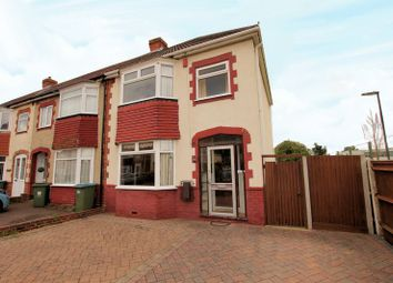 Thumbnail 3 bed end terrace house for sale in Sunningdale Road, Portchester, Fareham