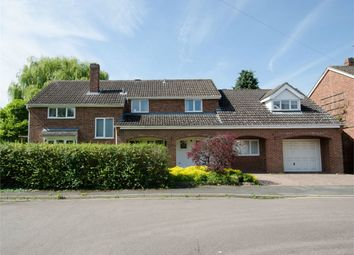 Thumbnail 5 bed detached house for sale in Eynesbury, St Neots, Cambridgeshire