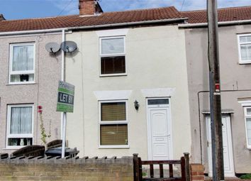 Thumbnail 2 bed terraced house to rent in Burnell Street, Chesterfield, Derbyshire