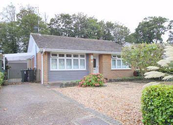 Thumbnail 2 bed detached bungalow for sale in The Meadway, Highcliffe, Christchurch, Dorset