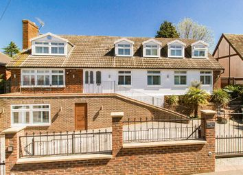 Thumbnail 5 bedroom detached house for sale in Carroll Hill, Loughton
