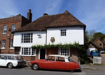 Thumbnail 2 bed semi-detached house for sale in High Street, Charing, Ashford Kent