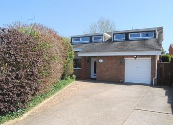 Thumbnail 5 bed detached house for sale in Larkhill, Rushden