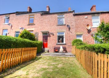 Thumbnail 2 bed terraced house for sale in Tenter Garth, Hexham Road, Throckley, Newcastle Upon Tyne