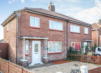 Thumbnail 2 bed semi-detached house for sale in Lowgate, Scawthorpe, Doncaster
