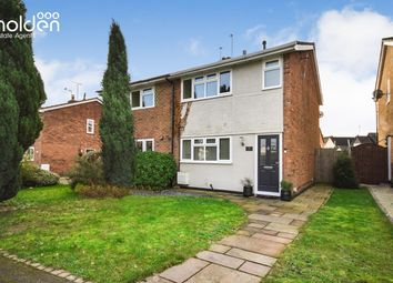 Thumbnail 2 bed semi-detached house for sale in Elton Walk, Tiptree, Colchester