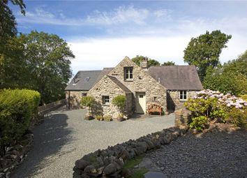 Thumbnail 3 bed cottage for sale in Arthog, Gwynedd