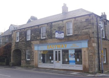 Thumbnail Commercial property to let in Wellwood Street, Amble, Morpeth