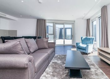 Thumbnail 3 bedroom flat to rent in Wandsworth Road, Nine Elms