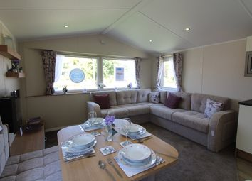 Thumbnail 3 bed mobile/park home for sale in Warren Road, Hopton, Great Yarmouth