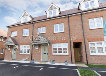Thumbnail 4 bed town house for sale in Colt Place, Herne Bay