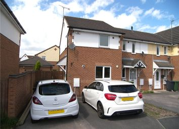 Thumbnail 2 bed end terrace house for sale in Pytchley Close, Belper