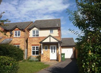 Thumbnail 3 bed detached house to rent in Roeburn Crescent, Emerson Valley, Milton Keynes