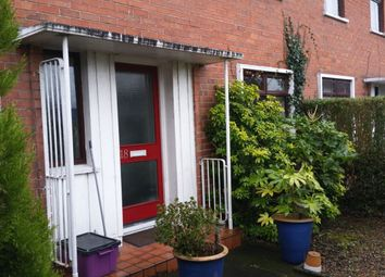 Thumbnail 2 bed terraced house to rent in Mount Merrion Crescent, Belfast