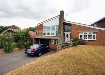 Thumbnail 5 bed detached house for sale in Northway, Sedgley