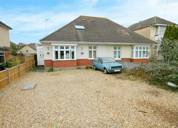 Thumbnail 4 bedroom semi-detached bungalow for sale in Oakdale, Poole, Dorset