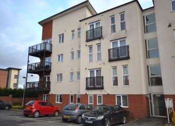 Thumbnail 2 bedroom flat to rent in Wilton Court, Hanley, Stoke-On-Trent