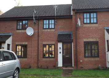 Thumbnail 2 bed terraced house to rent in Riverside Way, Brandon, Suffolk