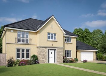 "Thumbnail 5 bed detached house for sale in ""The Macrae"" at West Road, Haddington"
