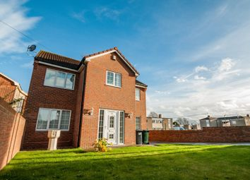 Thumbnail 4 bed detached house to rent in East Lane, Stainforth, Doncaster