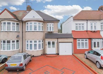 Thumbnail 3 bed semi-detached house for sale in Wensleydale Avenue, Clayhall, Ilford