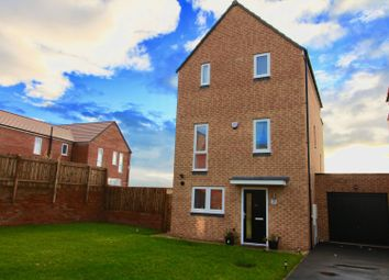 Thumbnail 4 bed detached house for sale in Grasmoor View, Sunderland