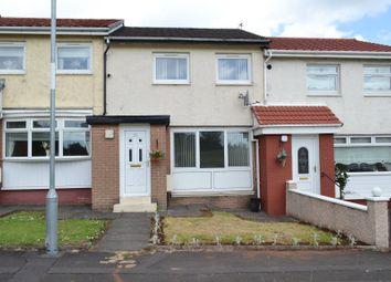 Thumbnail 2 bed terraced house for sale in Glencalder Crescent, Bellshill