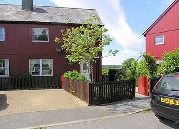 Thumbnail 3 bedroom semi-detached house for sale in 8 Castle Crescent, Dunvegan, Isle Of Skye