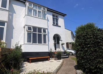 Thumbnail 4 bed semi-detached house to rent in Polwithen Road, Penryn