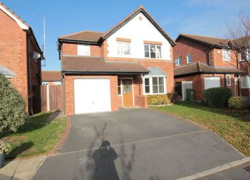 Thumbnail 4 bed detached house for sale in Llys Taf, Rhyl