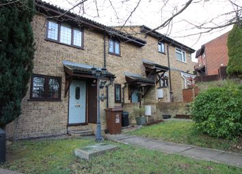 Thumbnail 2 bedroom end terrace house for sale in Monarch Close, Chatham, Kent