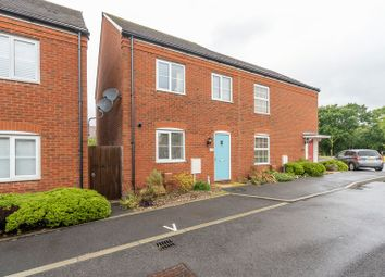 Thumbnail 3 bed semi-detached house for sale in Kiln Drive, Hambrook, Chichester