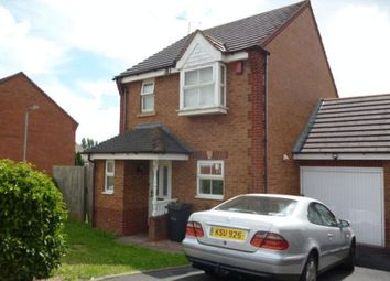Thumbnail 1 bed flat to rent in Arthur Harris Close, Smethwick