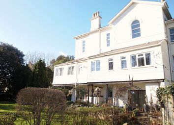 Thumbnail 1 bed flat to rent in Barrington Road, The Warberries, Torquay