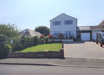 Thumbnail 4 bed link-detached house for sale in The Orchard, Newton, Swansea