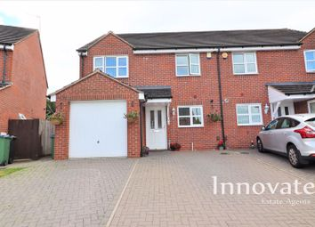 4 bed semi-detached house for sale in Robert Lucas Place, Bearwood, Smethwick B67