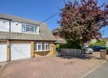 Thumbnail 3 bed property for sale in The Crescent, Hadleigh, Essex