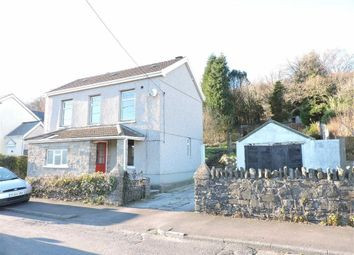Thumbnail 3 bed detached house for sale in Bethesda Road, Ynysmeudwy, Pontardawe, Swansea