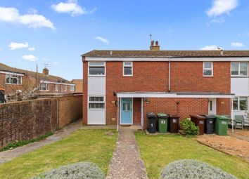 Thumbnail 2 bed end terrace house for sale in Tenterden Close, Eastbourne
