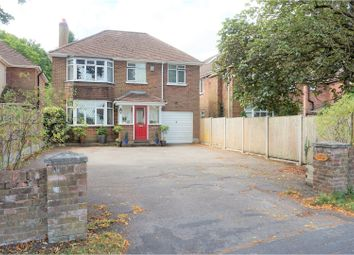 Thumbnail 4 bed detached house for sale in Kiln Road, Fareham