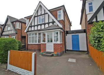 Thumbnail 3 bedroom detached house for sale in Chestnut Grove, Gedling, Nottingham