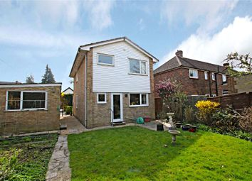 Thumbnail 3 bed detached house for sale in New Haw, Surrey