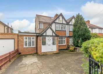 Thumbnail 4 bed semi-detached house for sale in Woodlands Avenue, Ruislip, Middlesex