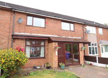 Thumbnail 3 bed terraced house for sale in Leicester Avenue, Denton, Manchester