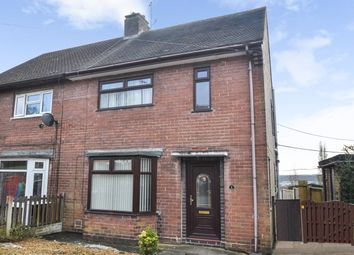 Thumbnail 3 bed semi-detached house for sale in Dart Avenue, Stoke-On-Trent, Staffordshire