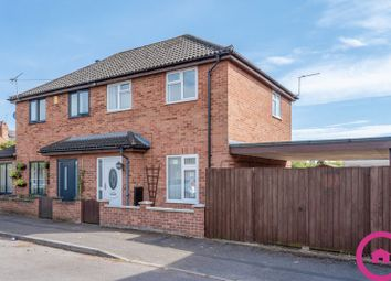 Thumbnail 2 bedroom semi-detached house for sale in Robinson Road, Linden, Gloucester